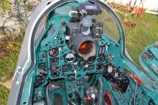 Flugzeug Mig 21