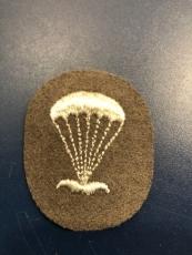 Fallschirmdienst Ärmelabzeichen von 1968 bis 1986