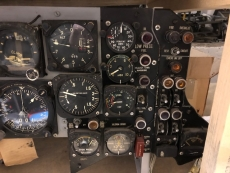 Cockpit Fiat G 91