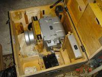 Luftbildkamera AFA in Kiste