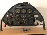 Originales Cockpit Fiseler Storch